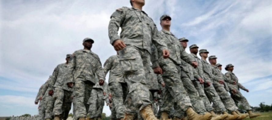 Госдеп назвал армию США самой сильной в мире