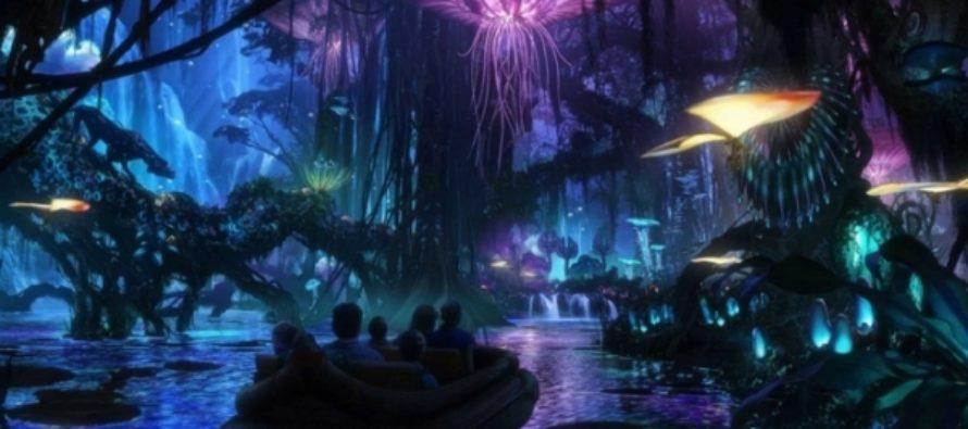 Disney показала, как строится грандиозный парк «Аватар»