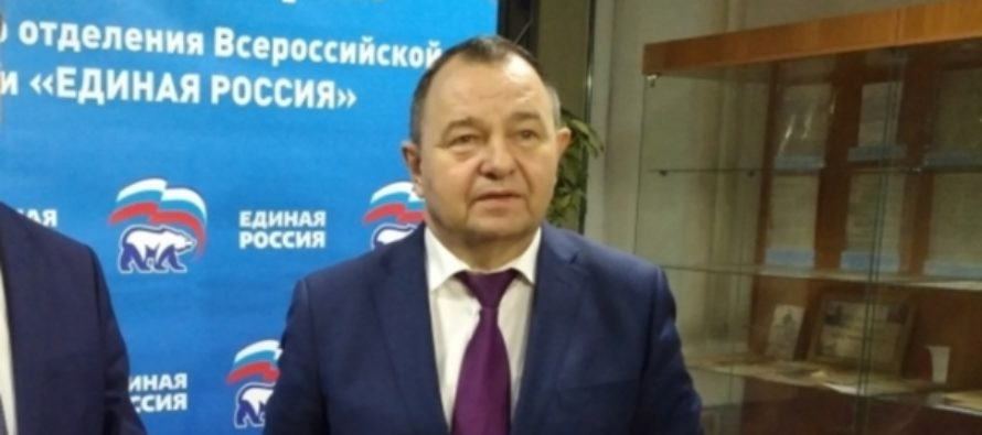 Борис Трофимов рассказал об отказе возглавлять алтайскую «Единую Россию»