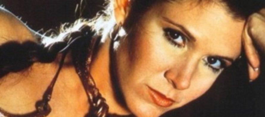 Состояние актрисы Кэрри Фишер из «Звездных войн» стабилизировалось
