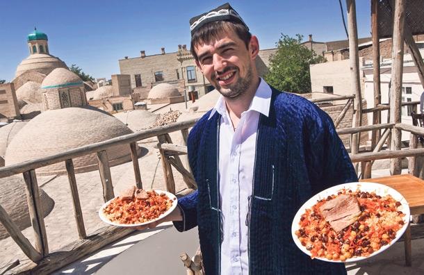 Таджикский иузбекский плов внесли всписок наследия ЮНЕСКО