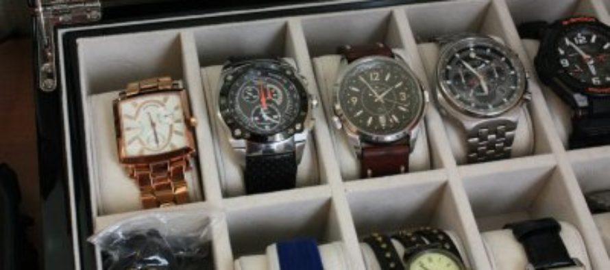 У москвского предпринимателя украли коллекцию часов на 86 миллионов