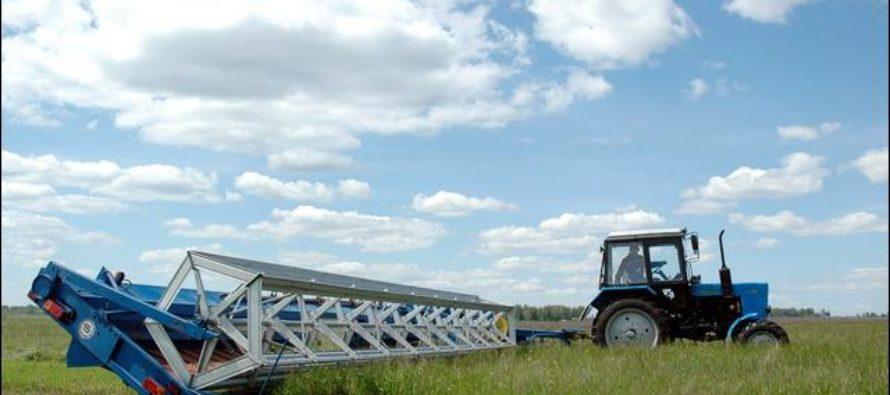 Хозяйства Родинского района Алтайского края направили 144 миллиона рублей на приобретение современной сельхозтехники