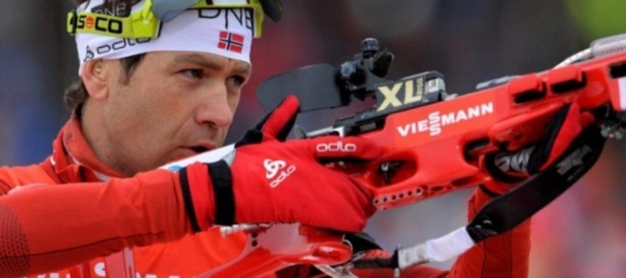 Бьорндален отказался обвинять российских биатлонистов в применении допинга