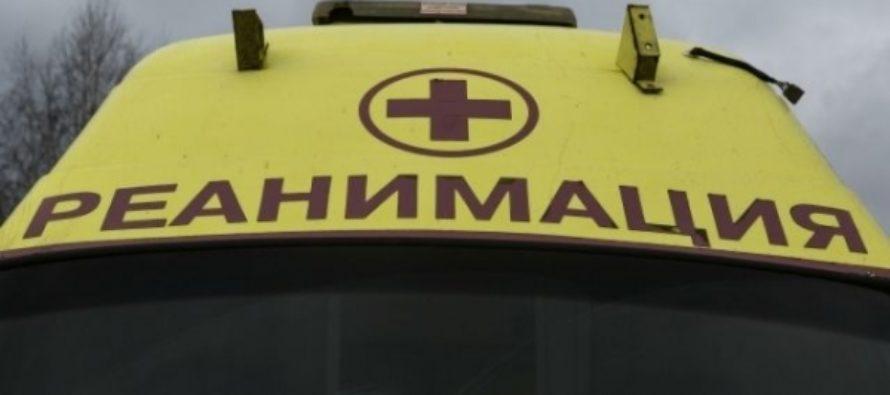 Два человека пострадало в страшной аварии с грузовиком в селе Тюменцево