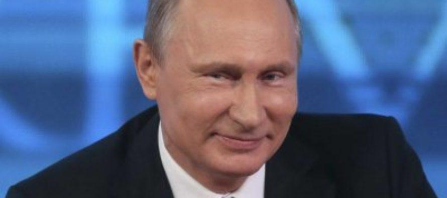 Путин заявил, что хочет «успешно завершить свою карьеру»