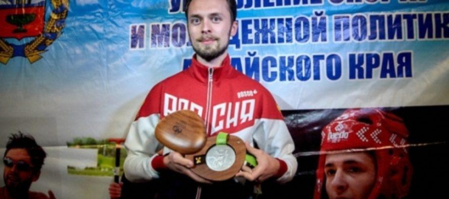 Власти Алтайского края выделили на поощрение спортсменов 3,5 млн рублей