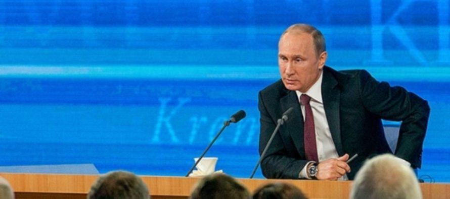 Владимир Путин признал проблемы с допингом в российском спорте