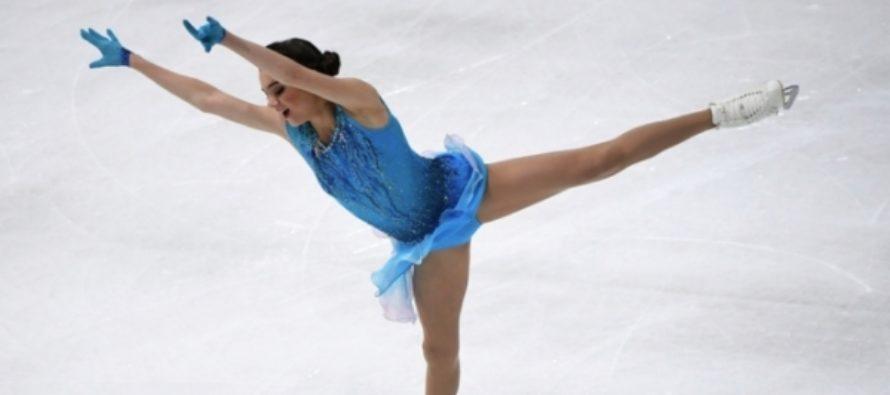 Фигуристка Медведева установила мировой рекорд на финале Гран-при в Марселе