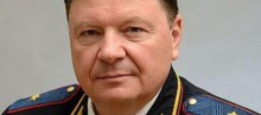 13 декабря — прямая линия с начальником краевого управления МВД