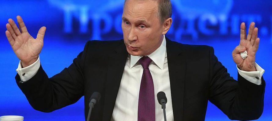 Почти 30% россиян заявили об ухудшении отношения к Путину