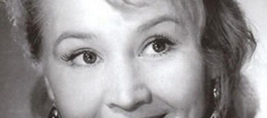 В Алтайском крае пройдут мероприятия, посвященные 90-летию Екатерины Савиновой