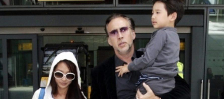 Актер Николас Кейдж судится с супругой за единоличную опеку над сыном