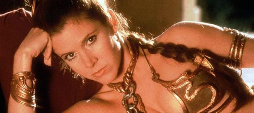Принцесса Лея не была сестрой Люка и снималась без нижнего белья