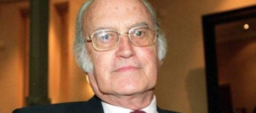 Испанский художник Хиль Паррондо умер в возрасте 95 лет