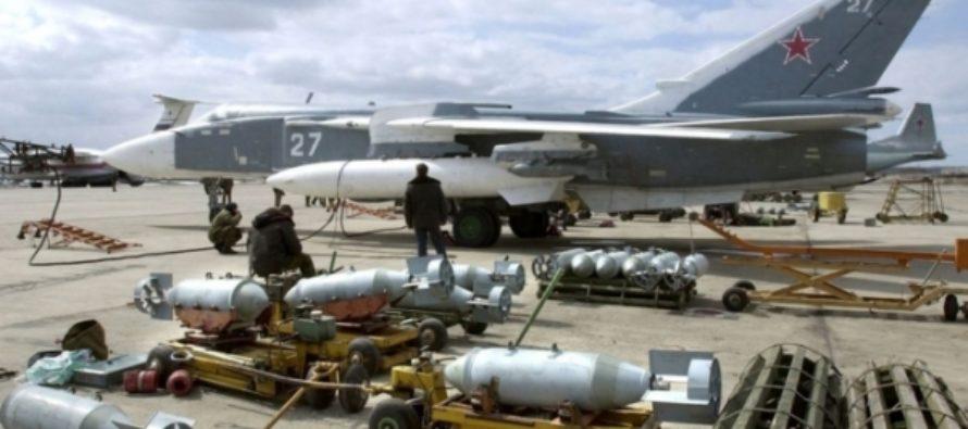 Путин согласился сократить военное присутствие в Сирии