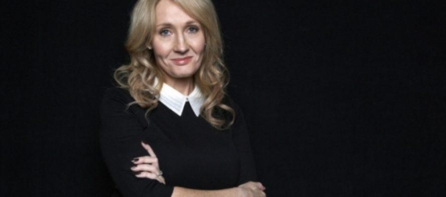 Автор «Гарри Поттера» планирует выпустить две новые книги