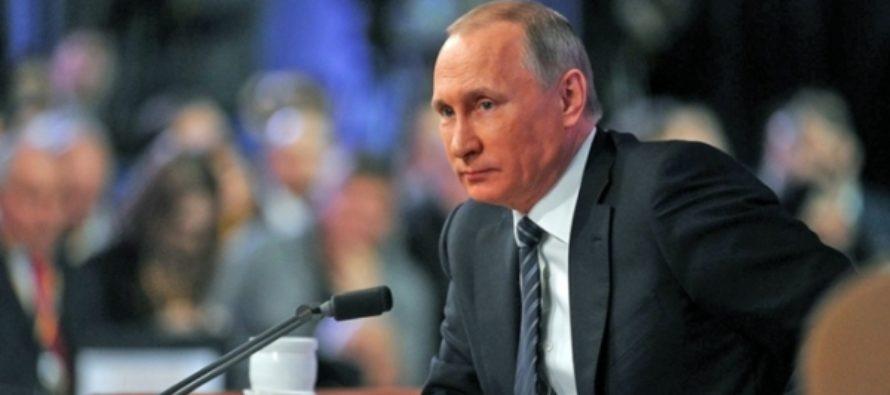 «Не целесообразно», — Путин о возможных досрочных выборах президента России