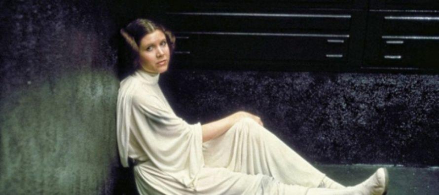 Кэрри Фишер появится в восьмом эпизоде «Звездных войн»