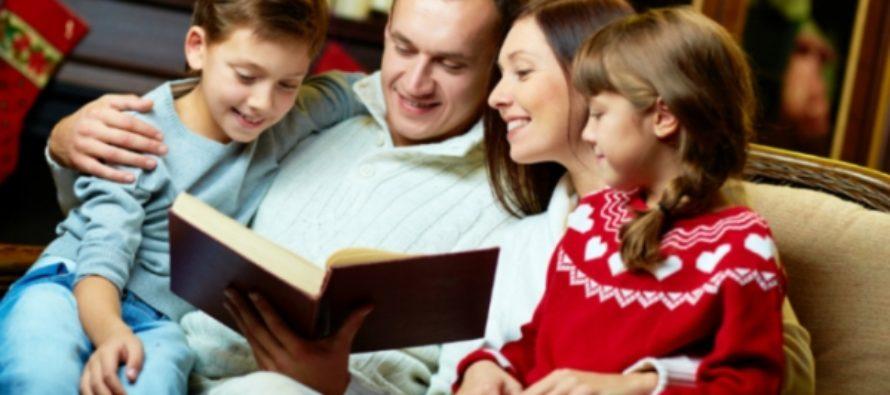 Топ-15 новогодних книг для детей и их родителей по версии Amic.ru