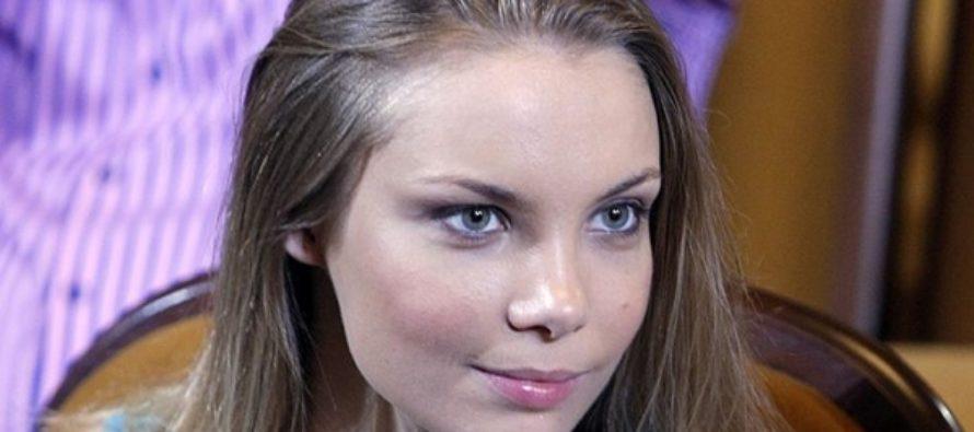 34-летняя Ольга Арнтгольц родила второго ребенка