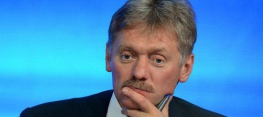 Песков заявил, что Путин не спешит говорить с Обамой после введения санкций