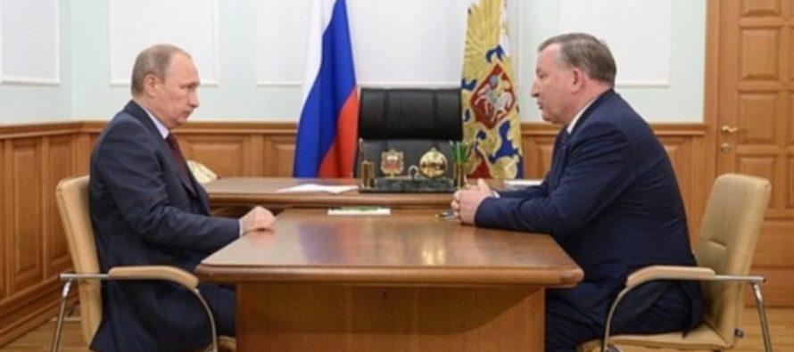 Карлин ответил на слова Путина об Алтайском крае