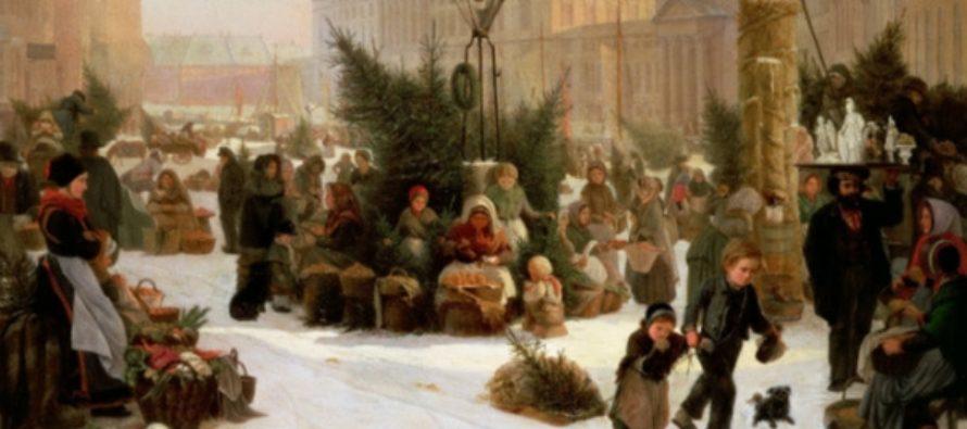 Когда впервые начали праздновать Новый год на Руси?