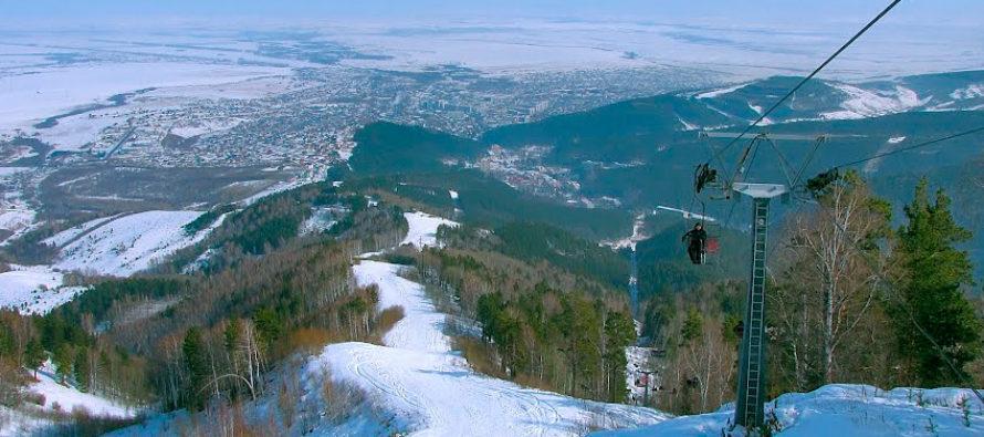 Белокуриха вошла в число лучших горнолыжных курортов России и СНГ