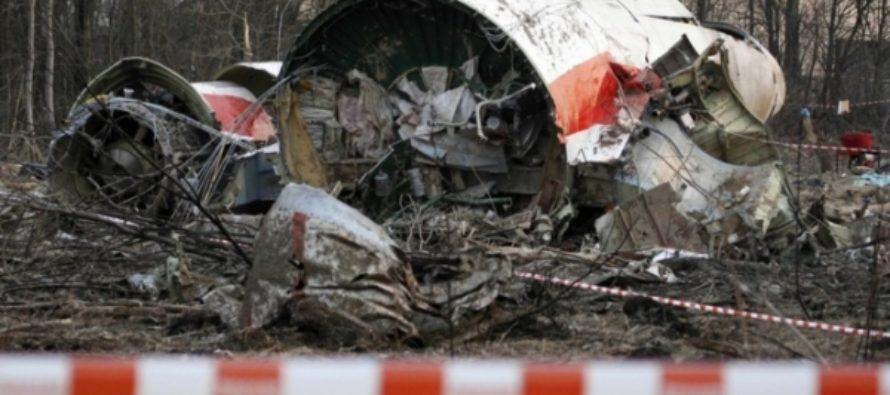МИД Польши потребовал от РФ записи из кабины самолета Качиньского