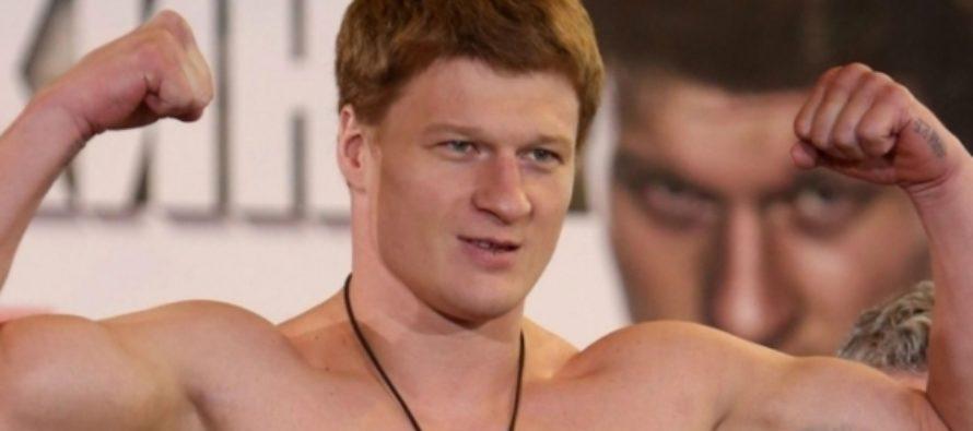 Бой между Стиверном и Поветкиным отменен из-за допинга россиянина