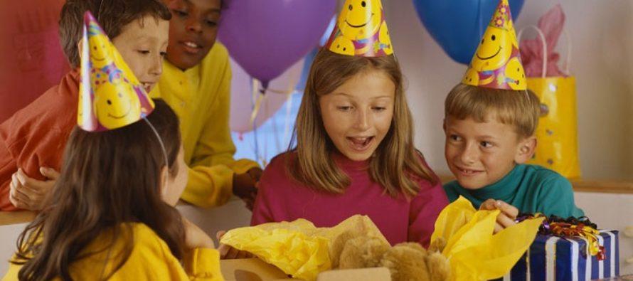 Как сделать ребенку незабываемый праздник?