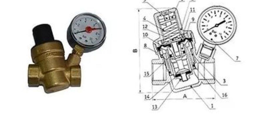 Где используются редукторы давления?