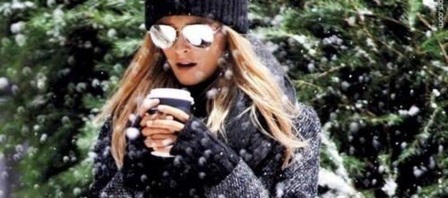 Врачи призывают обязательно носить очки в холодное время года
