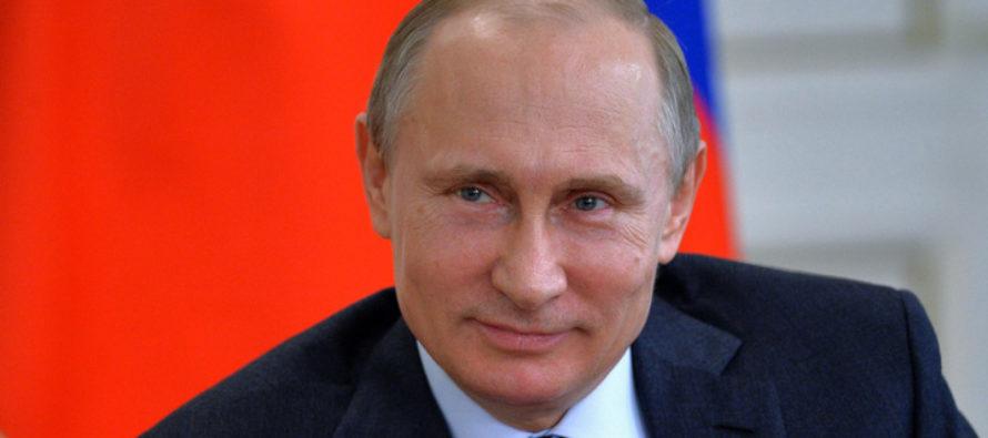 Путин заявил о восстановлении мирового баланса сил