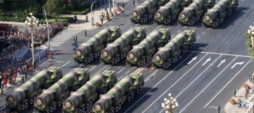 СМИ сообщили о размещении Китаем межконтинентальных ракет у границ России
