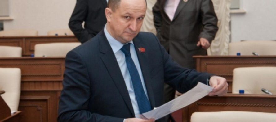 Сергей Приб возглавил единороссов в алтайском парламенте