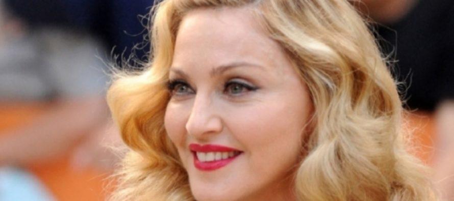 Мадонна нецензурно выразилась в адрес Дональда Трампа