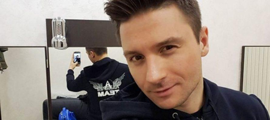 Сергей Лазарев опубликовал первое фото с сыном, которого он скрывал