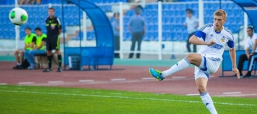 Барнаульский футболист Жиров подписал контракт с клубом «Краснодар»