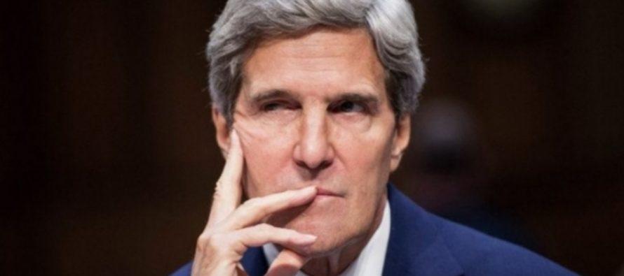 Госсекретарь США Джон Керри заявил о скорой отставке