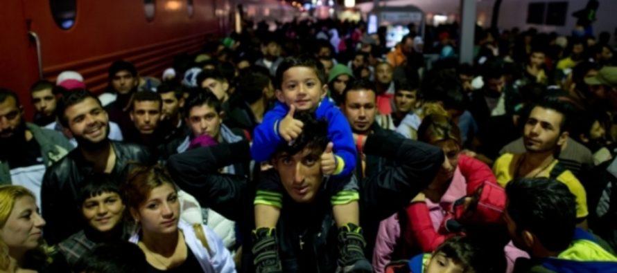 Глава минфина Германии признал ошибкой массовый прием беженцев в 2015 году