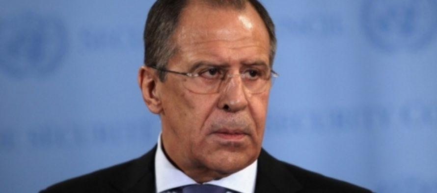 Лавров назвал терроризм главной угрозой минувшего года