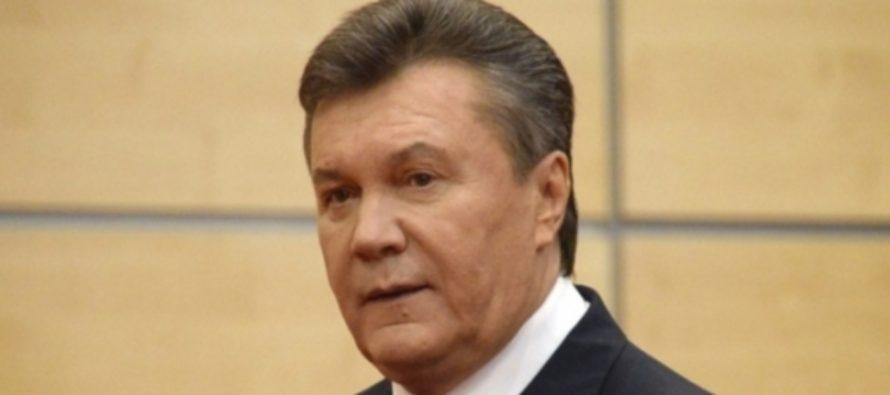 Защита Януковича назвала условия его возвращения на Украину