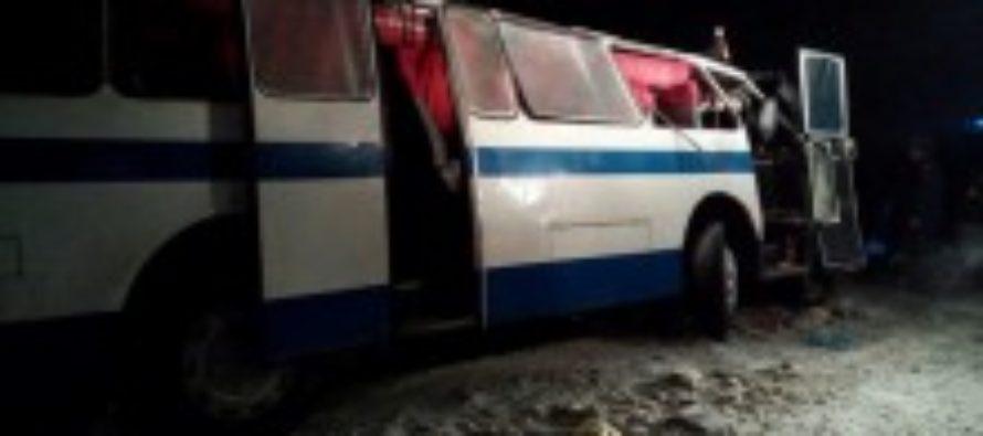 Собственник разбившегося автобуса сядет на срок до десяти лет