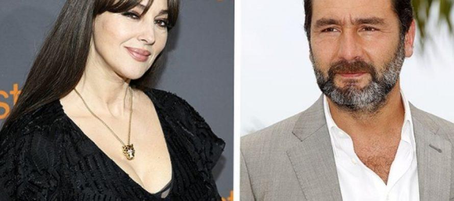 Монике Беллуччи приписывают новый роман с французским актером