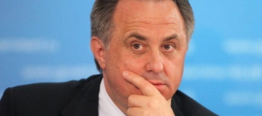 Мутко опроверг слухи о том, что глава ФИФА просил его не выдвигаться в РФС