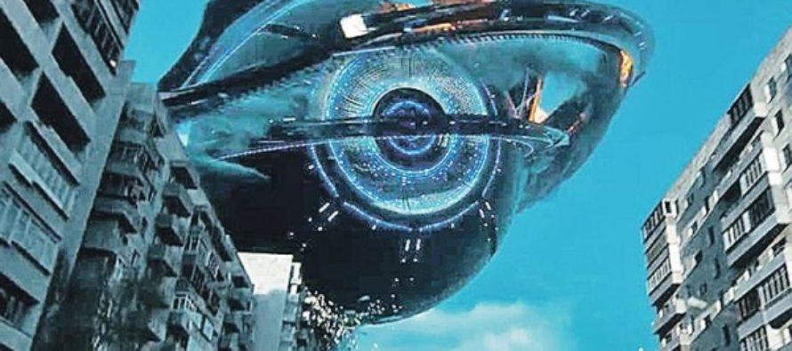 Инопланетяне атаковали Чертаново