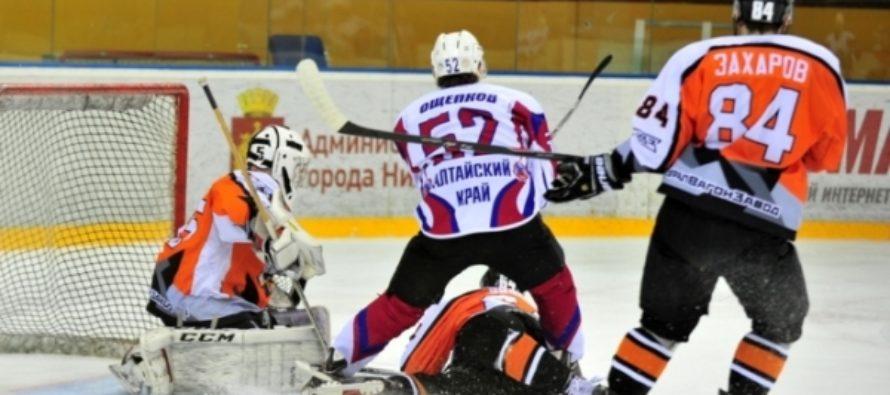 Хоккейный клуб «Алтай» дважды был разгромлен в Нижнем Тагиле