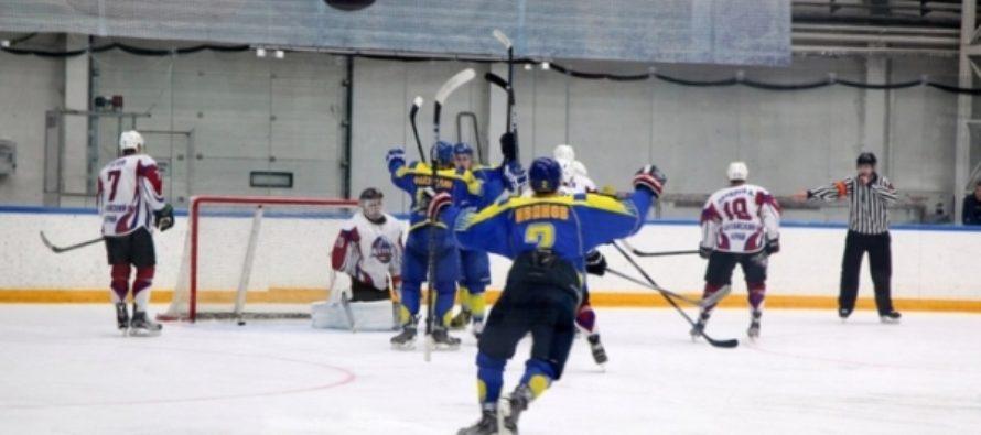Хоккеисты «Алтая» выиграли в Набережных Челнах, уступая 1-5